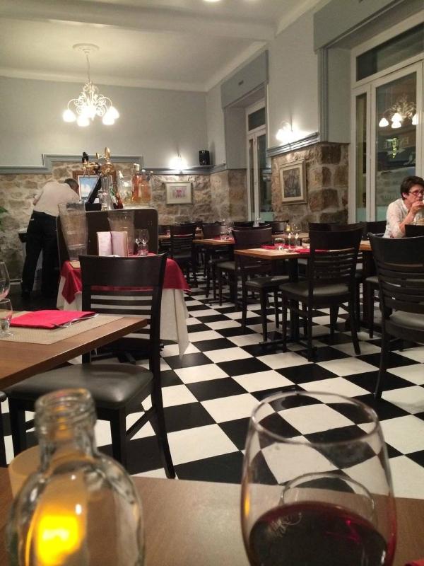 Café des Arts - Restaurant Menton