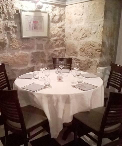 Le Restaurant - Café des Arts -  Menton